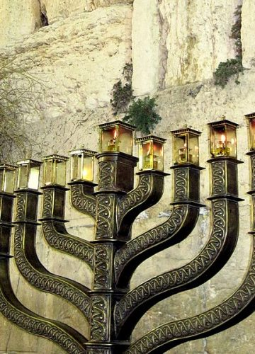 תערוכות אמנות ו-אירועי חנוכה 2018 | Art exhibitions and Hannukah events in Israel 2018