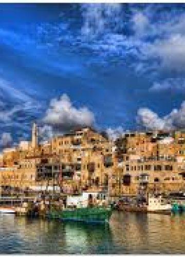 אמנות יפו העתיקה | ארט בלוג | Old Jaffa Israeli Art