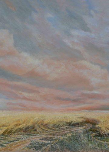 אופירה ברק לא מפסיקה לצייר | מהקיבוץ לאוסטריה,ניו-יורק ,כוכב יאיר ועד לכפר סבא…