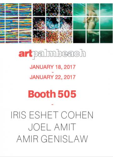 Iris Eshet Cohen  Art Palmbeach