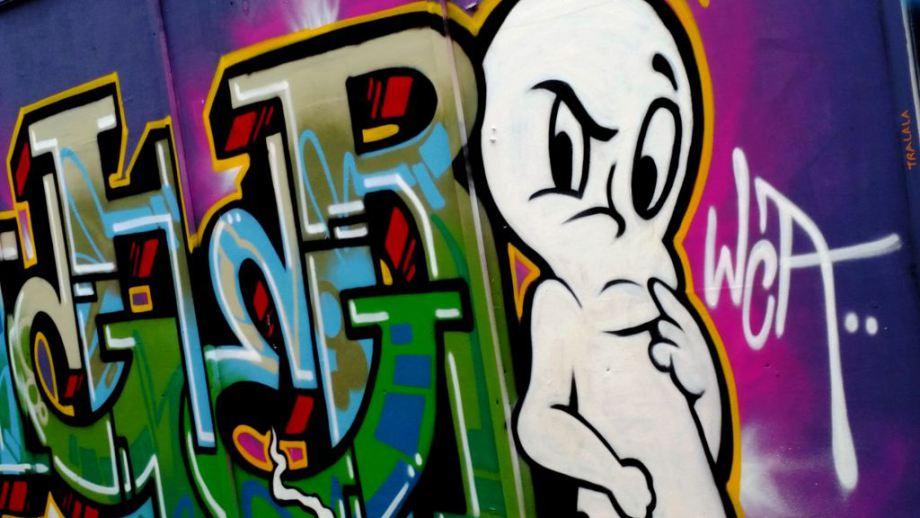 סיור: אמנות רחוב במזרח לונדון