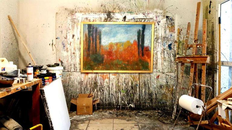 אודי עופר אמן ישראלי