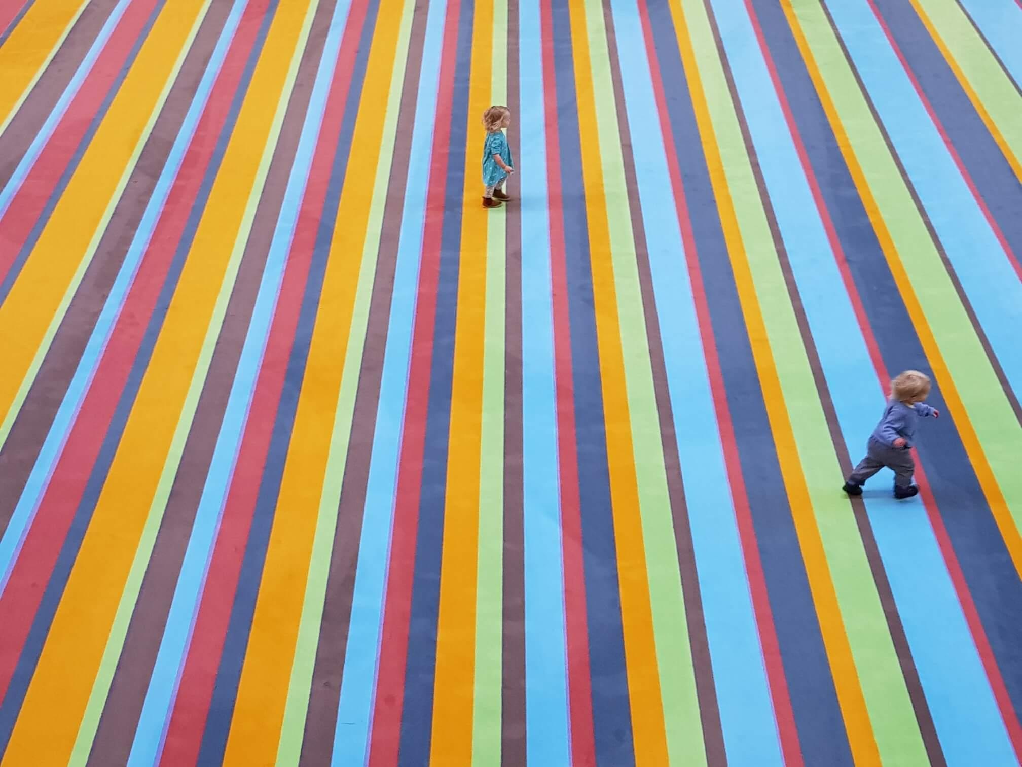 Tate Modern Gallery מוזיאון טייט מודרן לונדון