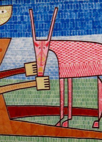 אומנות מודרנית בפריז